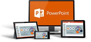 Powerpoint screenshots