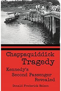 Chappaquiddick Tragedy book cover
