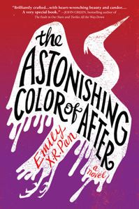Astonishing Color of After book cover