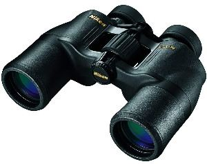 A pair of binoculars.
