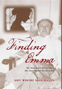Finding Emma book cover
