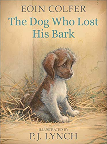 The Dog Who Lost His Bark book cover