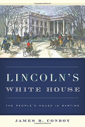 lincoln white house book cover