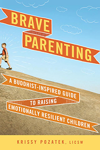 Brave Parenting book cover