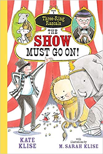 Show Must Go On bookcover