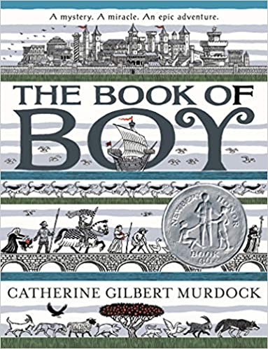 The book of Boy Book Cover